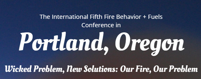 Home Page Photo from 5th IAWF Fire Behavior & Fuels Conf