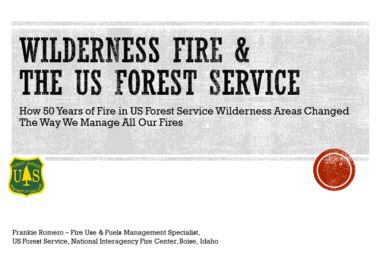 WO Fuels & Fire Ecology Logo