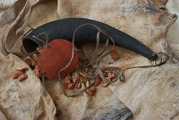 traditional fire keeper items